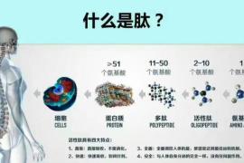 小分子肽效果到底如何?真像某些医生说的一文不值吗?